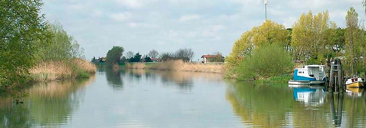 Breda di Piave - Il fiume